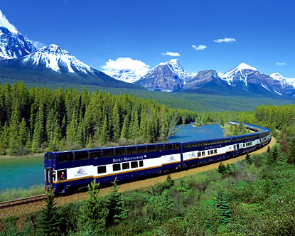 travel with train