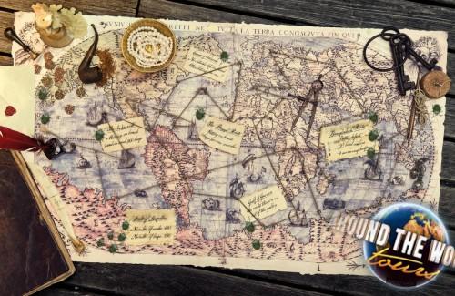 map world tour